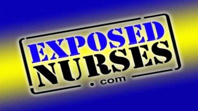 Nurse Zaneta speculum masturbation at clinic