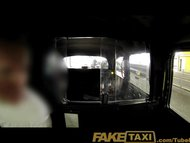 Preview 1 of Faketaxi Canadian Tourist Gets Royally Fucked