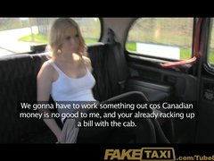 Preview 4 of Faketaxi Canadian Tourist Gets Royally Fucked