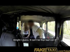 Preview 6 of Faketaxi Canadian Tourist Gets Royally Fucked