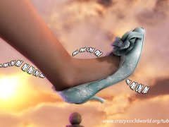 Preview 6 of 3d Comic. Legacy. Episodes 2-3