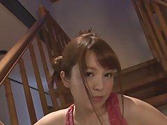 Preview 1 of Maomi Nakazawa Gives A Group A Japanese Sex Blow Job