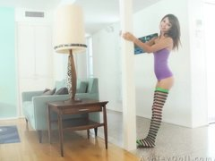 Preview 1 of Crazy For Ashley Doll