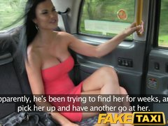Preview 3 of Faketaxi Hot Babe Loves Taxi Cock