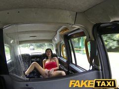 Preview 5 of Faketaxi Hot Babe Loves Taxi Cock