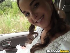 Preview 8 of Strandedteens - Runaway Bride