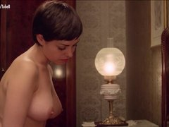 Preview 3 of Dyanne Thorne Lina Romay Nude Scene From Ilsa The Wicked Warden
