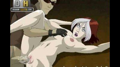 X-Men Porn - Rogue fantasy