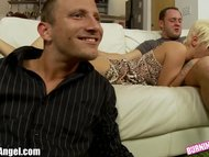 Preview 3 of Burningangel Emo Babe Kleio Ass Fucked By 2 Guys