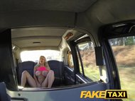 Preview 6 of Faketaxi Stunning Blonde With Perfect Tits