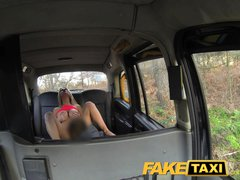 Preview 8 of Faketaxi Stunning Blonde With Perfect Tits