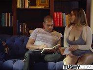 Preview 1 of Tushy First Anal For Curvy Natasha Nice