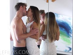 Preview 3 of Nubilefilms She Loves The Taste Of His Cum