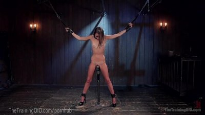 Slave Training Gets Rough And Dirty