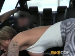 Preview 6 of Fake Cop Anal Slut Gets Cop Cum In Her Butt