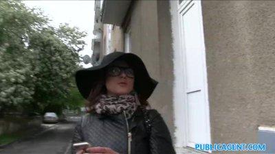 PublicAgent Fashion student fucks a stranger