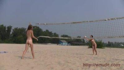 More beach nudist video it is a non nude beach.