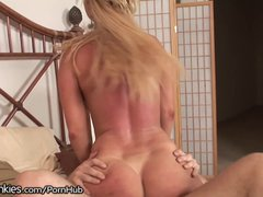 Preview 8 of Slutty Cougar Wants It In Her Ass