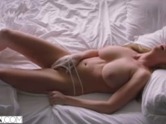 Preview 2 of Vixen Kendra Sunderland Has Sexecutive Meeting With Her Boss