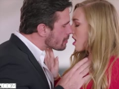 Preview 5 of Vixen Kendra Sunderland Has Sexecutive Meeting With Her Boss
