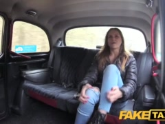 Preview 1 of Fake Taxi Divorced Lady Gets Taxi Fucking