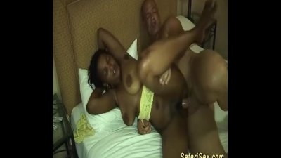 sexy african babe needs a big german cock