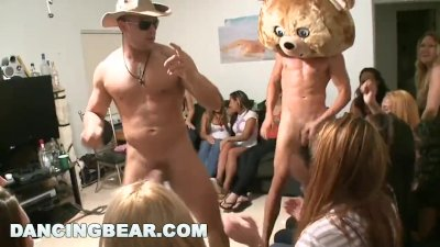 DANCINGBEAR - Special Delivery for College Girls (db6292)
