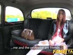 Preview 3 of Fake Taxi Student Has Nice Arse And Wet Pussy