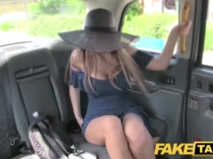 Preview 6 of Fake Taxi Long Legs Tattoos And Great Tits